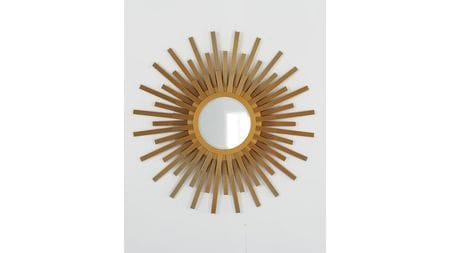 Зеркало в раме Бертран Gold