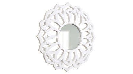 Зеркало в раме Коул White