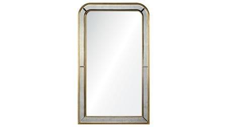 Зеркало Гийом gold