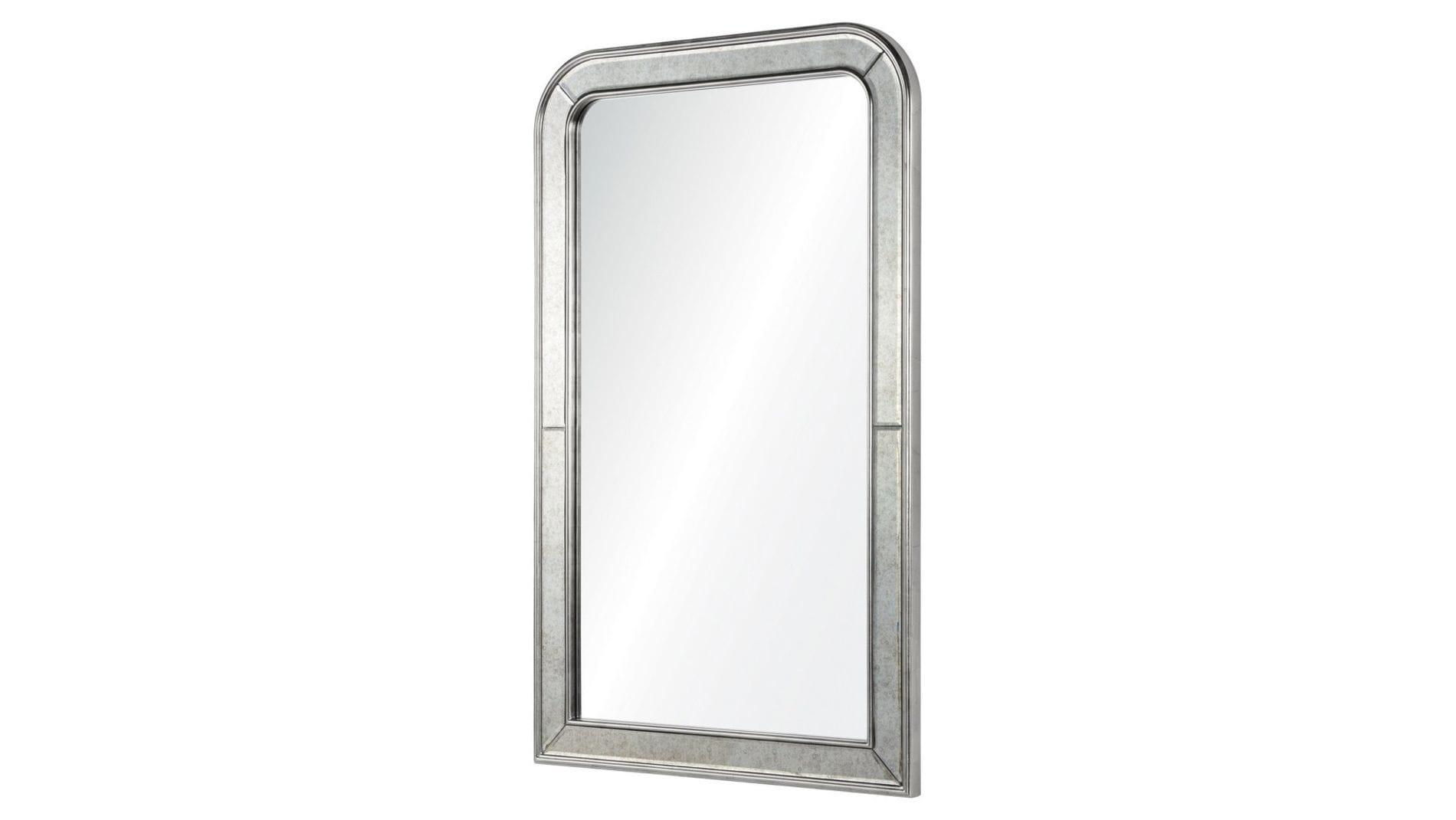 "Зеркало ""Гийом"" silver"