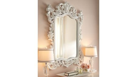 Зеркало Гаэтано Gloss White