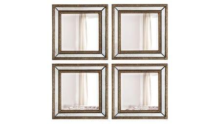 Зеркало Дюмон 14С. Gold/24