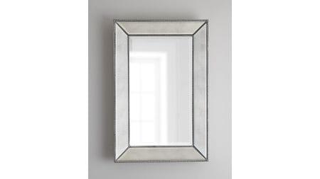 Зеркало в раме Мэдиcон Pale Silver