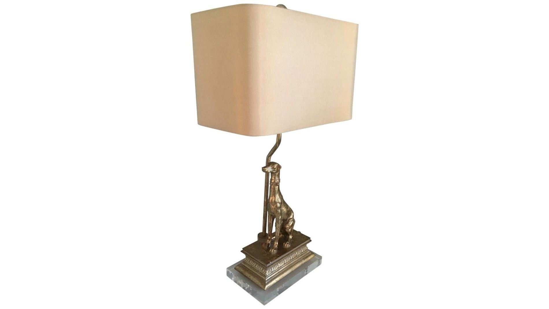"""Настольная лампа """"Хаунд"""""""