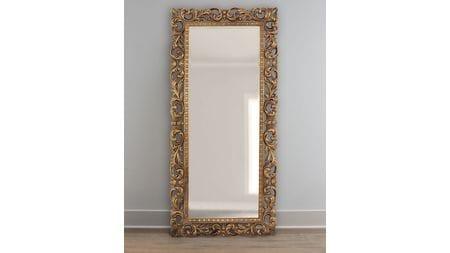 Напольное зеркало Кингстон 19C. Gold