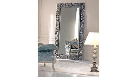Напольное зеркало Кингстон Florentine Silver/19