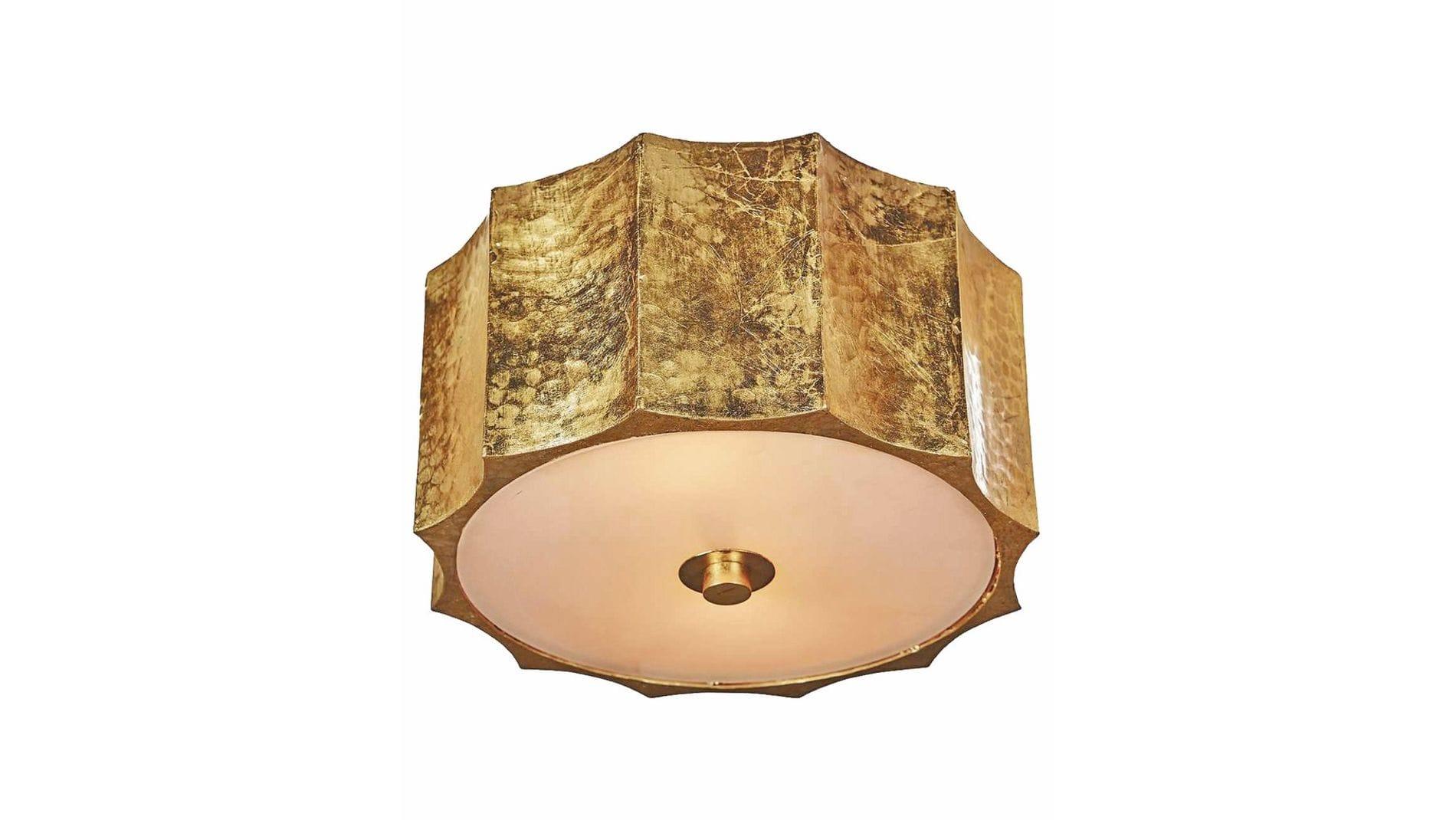 """Потолочный светильник """"Киро"""" Gold"""