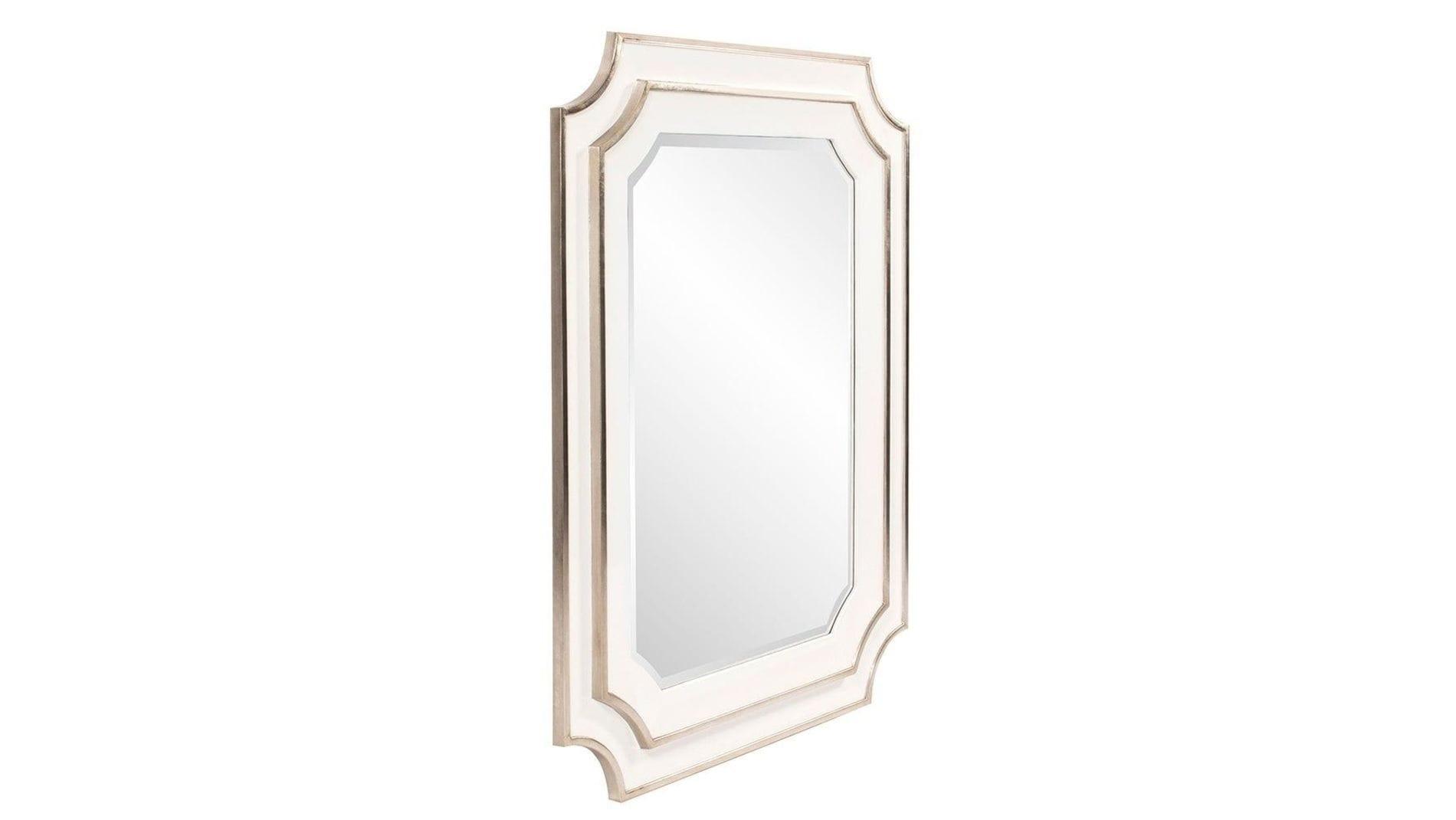 """Зеркало в раме """"Кьяра"""" White"""