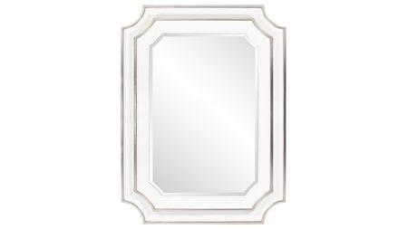 Зеркало в раме Кьяра White