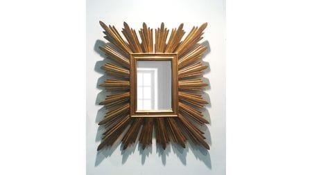 Зеркало Милфорд Gold
