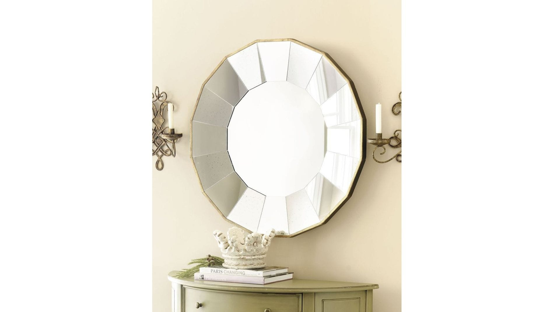 "Зеркало в раме ""Моррис"""