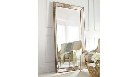 Напольное зеркало Уилшир 20C.Gold/08