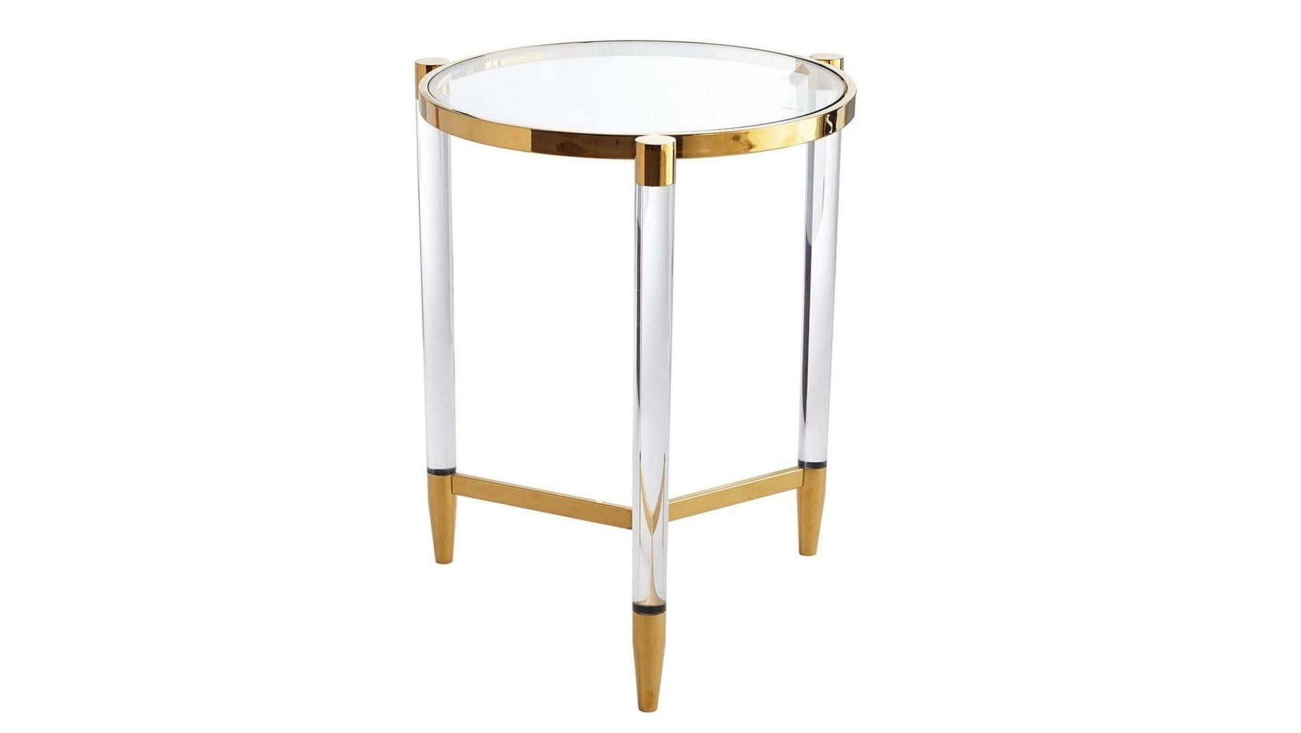 """Кофейный стол """"Стерлинг"""" gold"""