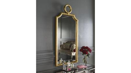 Зеркало Пьемонт 20C. Gold/8