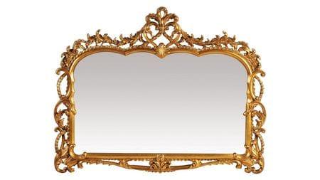 Зеркало Жаклин Antique Gold/28