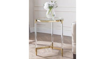 Кофейный стол Стерлинг gold
