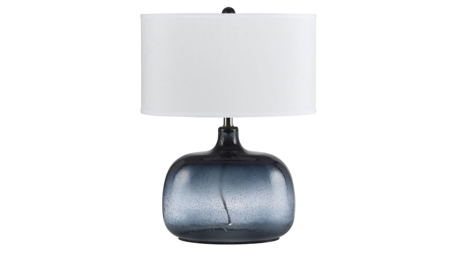 """Настольная лампа """"Зельда"""" Blue"""