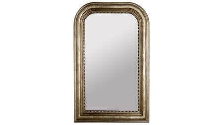 Зеркало в раме Луи-Филипп Florentine Silver/19