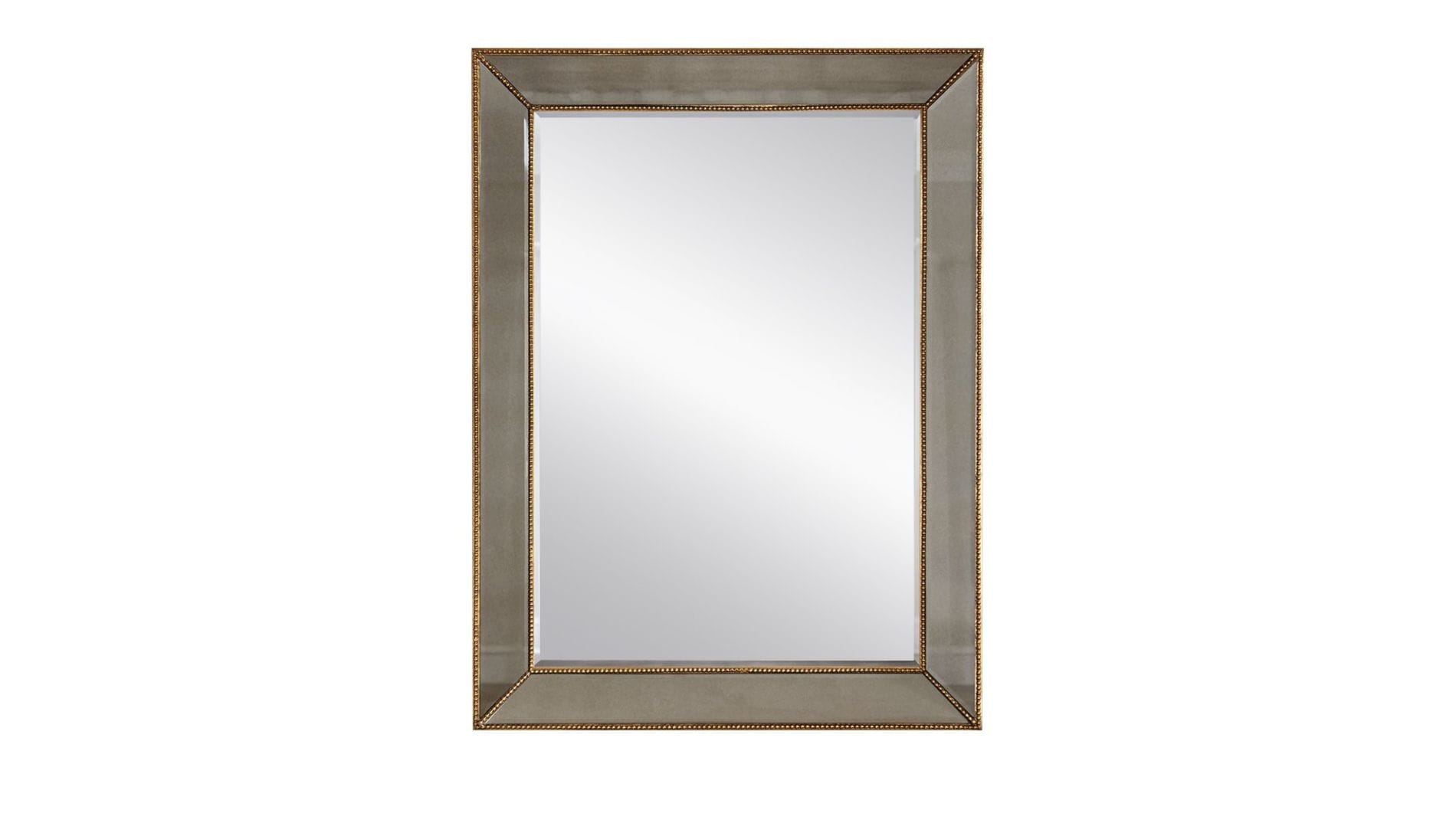 """Зеркало в раме """"Франческо"""" neopolitan gold"""