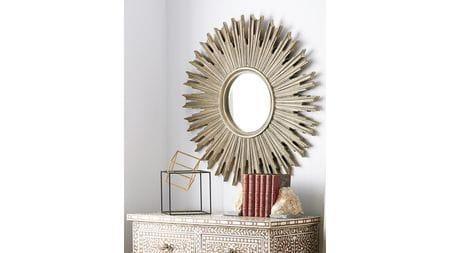 Зеркало Эллисон Florentine Silver/19