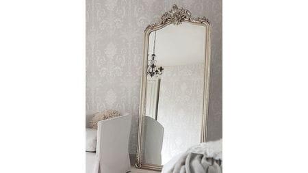Напольное зеркало Лоренцо Soho Silver