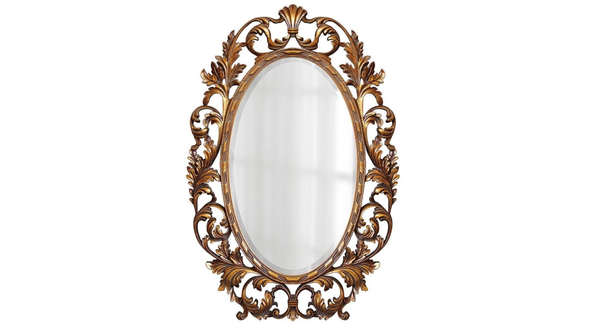 """Зеркало """"Гойя"""" 19C. Gold"""