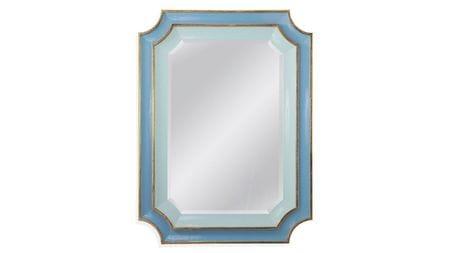 Зеркало в раме Кьяра Sky Blue