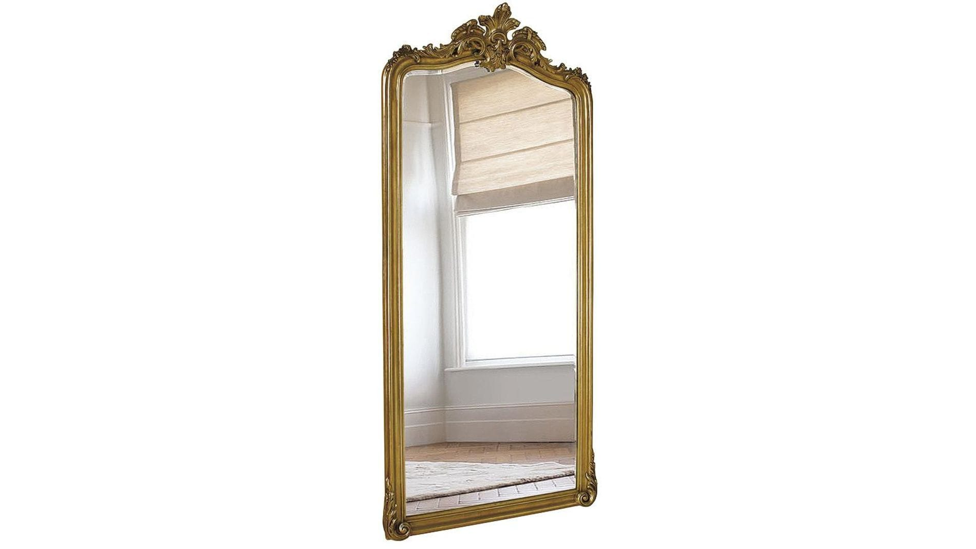 "Зеркало в раме ""Лоренцо"" 20C. Gold/8"