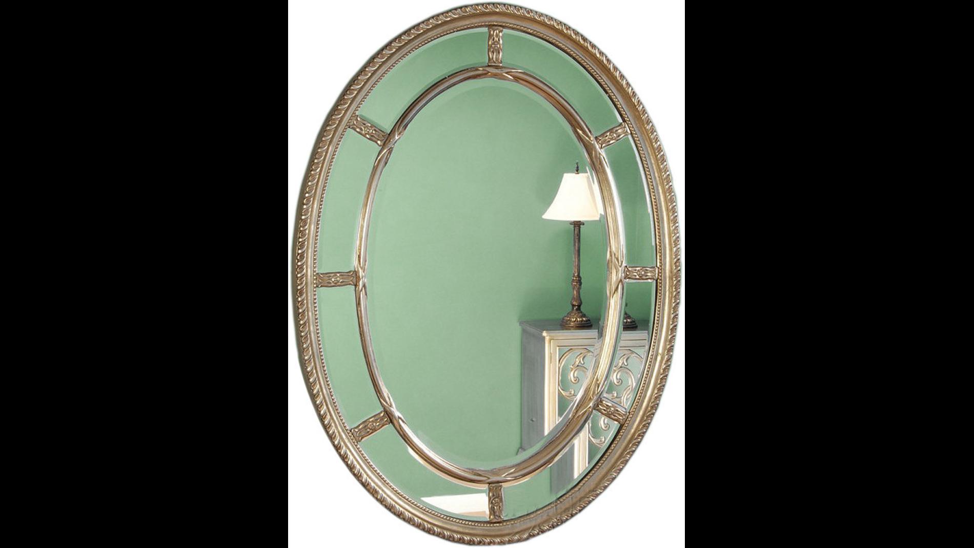 """Зеркало """"Модена"""" Soho Silver/15"""
