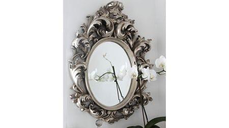 Зеркало Овьедо Florentine Silver/19