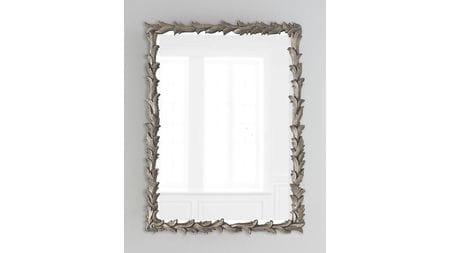 Зеркало в раме Уолбэк Florentine Silver/19