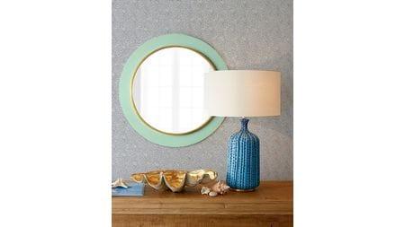 "Настенное Зеркало ""Mindy verde"