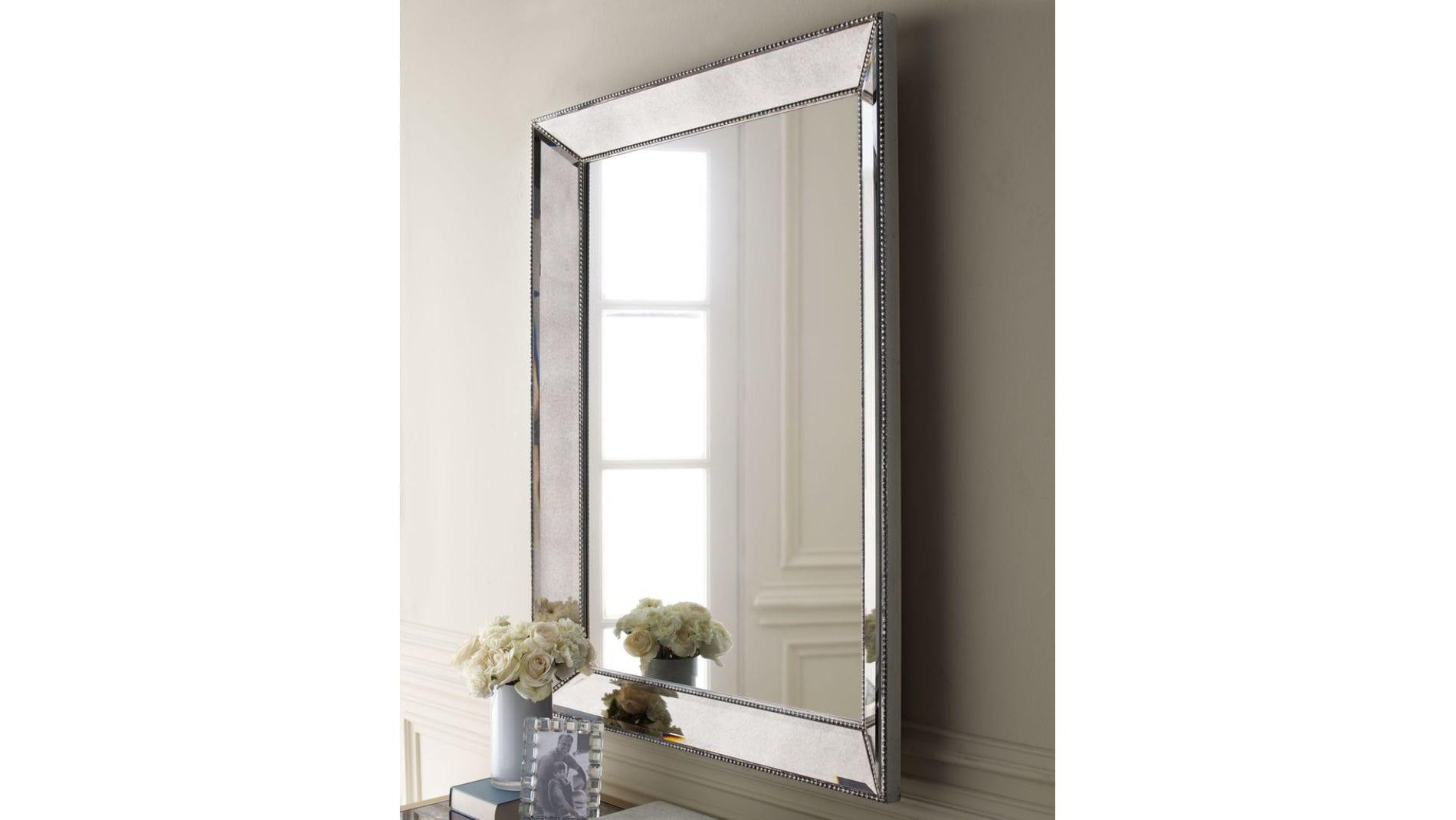 """Зеркало в раме """"Франческо"""" Pale Silver/25"""
