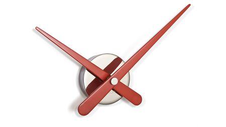Часы Nomon MINI AXIOMA L, RED, d=37 см