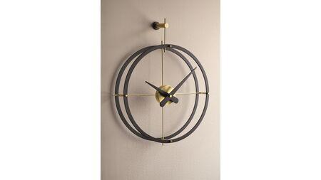 Часы Nomon Dos PUNTOS N G(2 PUNTOS) Calabo/Gold, d43, h56cm