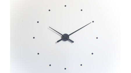 Часы Nomon OJ GRAY, d=80см