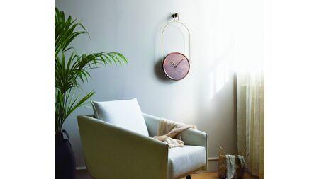 Часы Nomon ESLABON gold/walnut, D=30cm, L=68cm