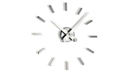 Часы Nomon PUNTOS SUSPENSIVOS 12i WHITE, d=41 / 50 cm.