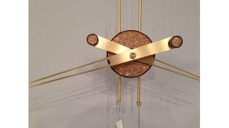 Часы NOMON Pendulo Gold Swarovski