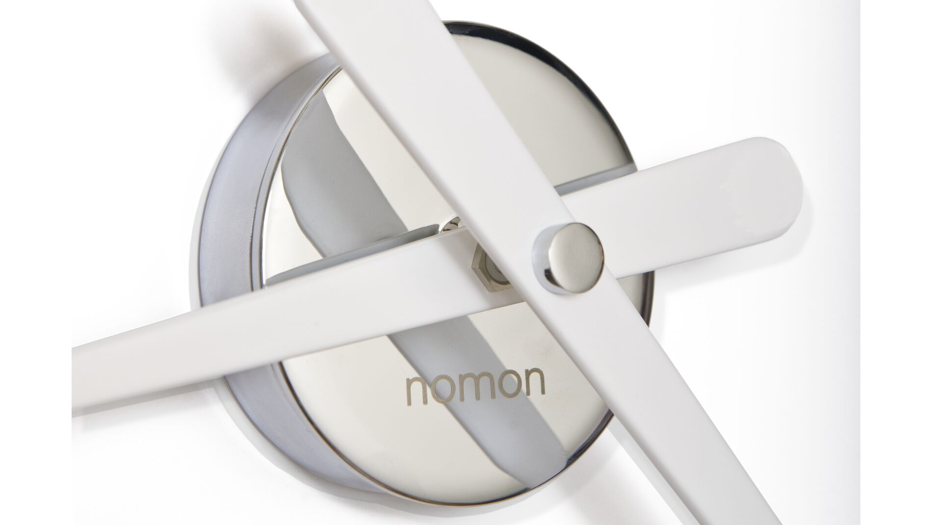 Часы Nomon RODON MINI L WHITE, d=50см