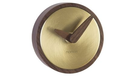 Настенные часы Nomon Atomo Pared Gold
