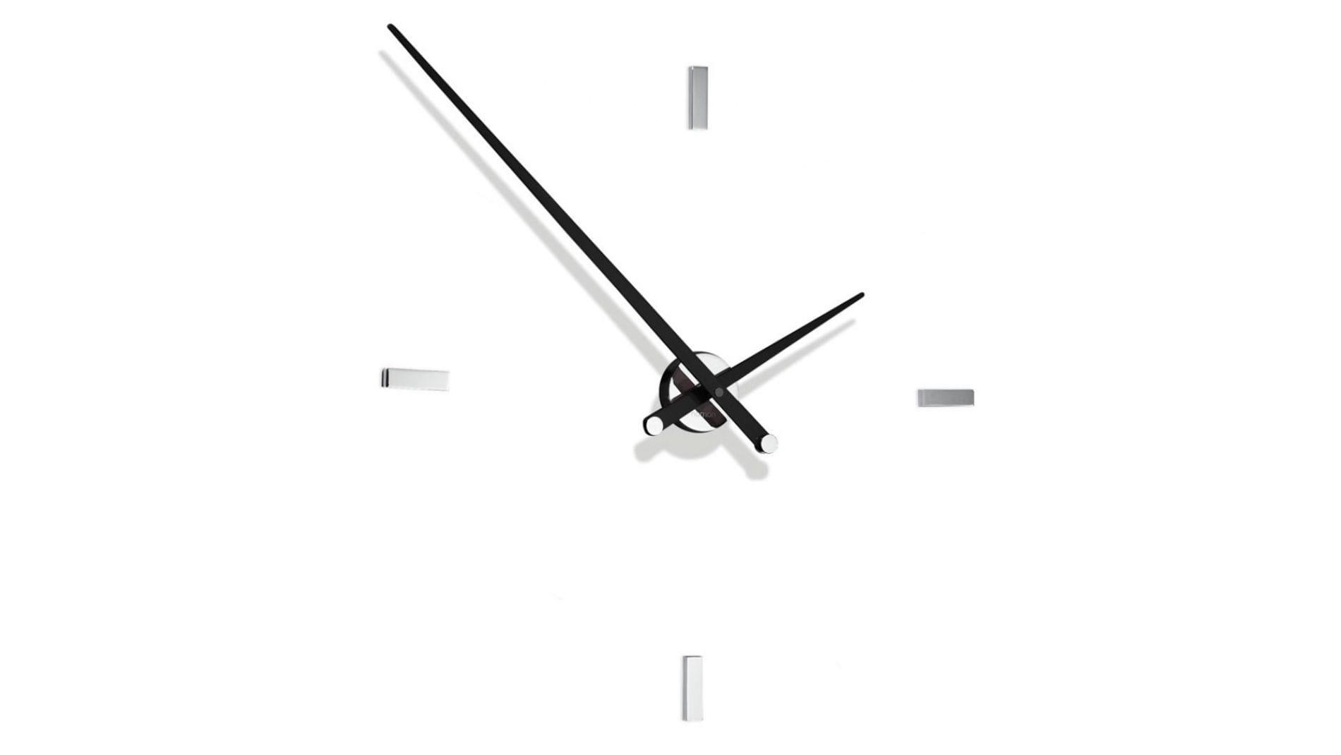 Часы Nomon Tacon 4 L Black, d=100cm