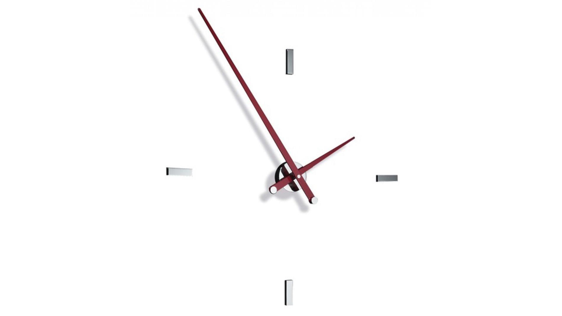 Часы Nomon Tacon 4 L, RED, d=100 см