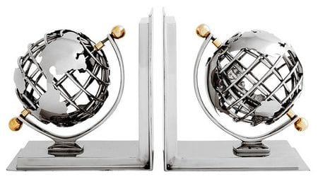 Держатель для книг Globe набор 2 шт.