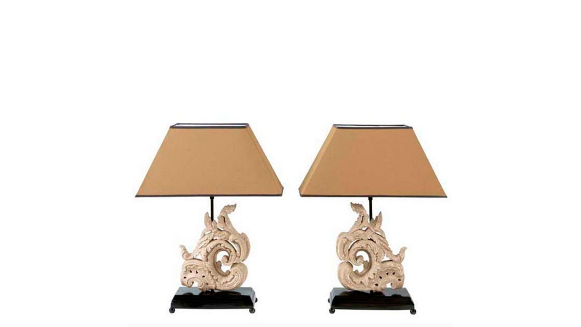 Настольная лампа Belvedere набор 2 шт.