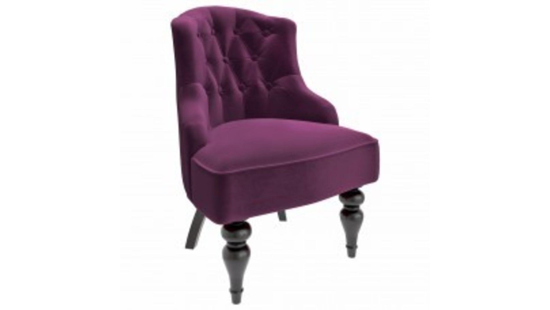 Кресло SHOFFEZ PURPLE