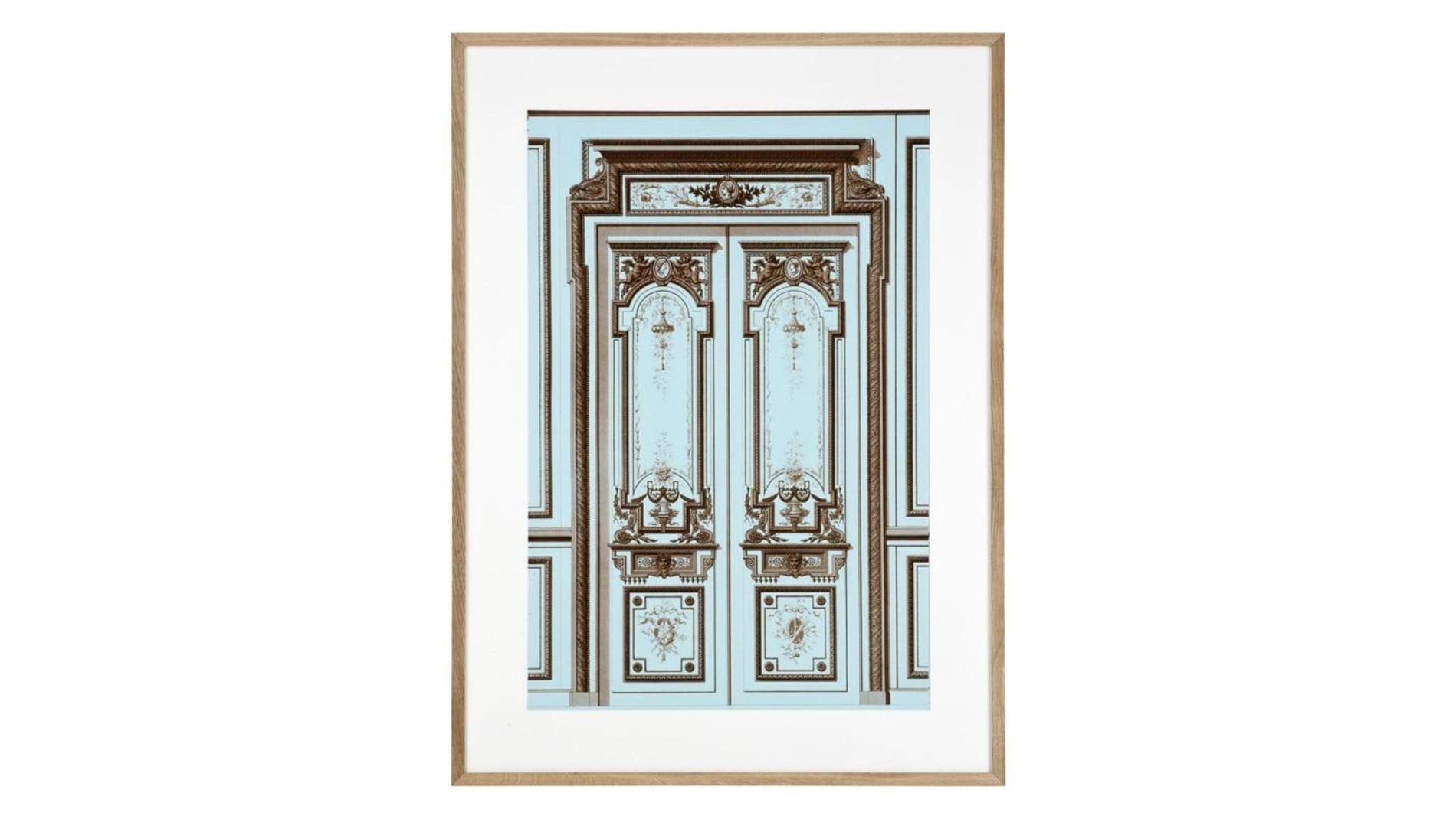 Постер French Salon Doors 2 шт.