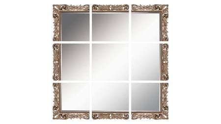 Зеркало Gold - центральный элемент