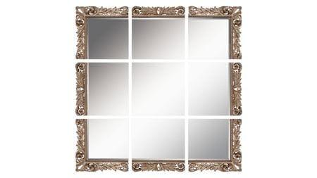 Зеркало Gold - угловой элемент