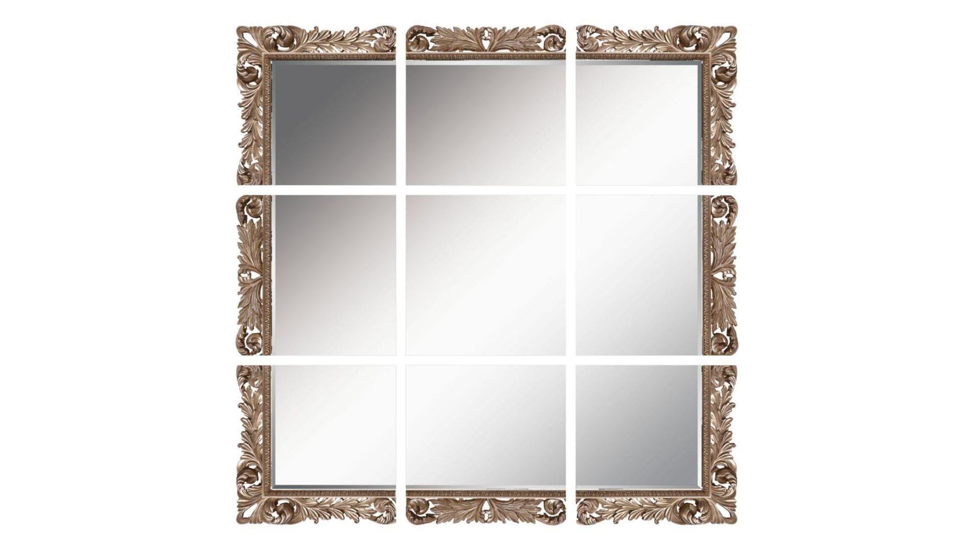 Зеркало Gold - крайний элемент